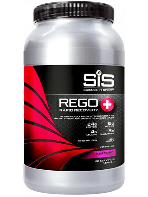 SiS Rego Rapid Recovery Plus Tub 1,54kg, Raspberry